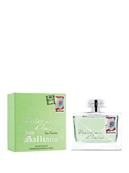 Apa de toaleta John Galliano Parlez-Moi d'Amor Eau Fraiche, 80 ml, pentru femei de la John Galliano