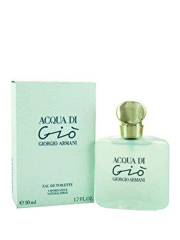 Apa de toaleta Giorgio Armani Acqua di Gio, 50 ml, pentru femei