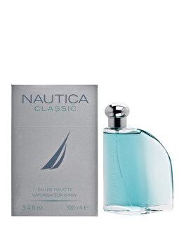 Apa de toaleta Nautica Classic, 100 ml, pentru barbati de la Nautica