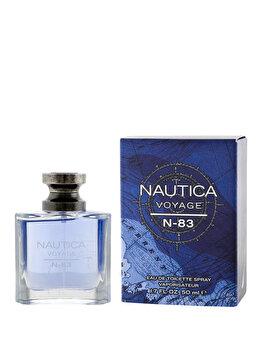 Apa de toaleta Nautica Voyage N-83, 50 ml, pentru barbati de la Nautica