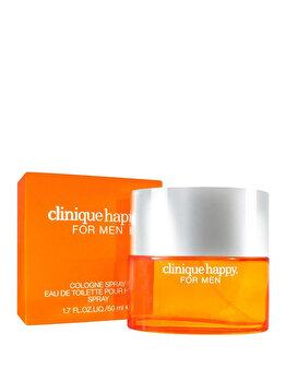 Apa de colonie Clinique Happy for Men, 50 ml, pentru barbati de la Clinique