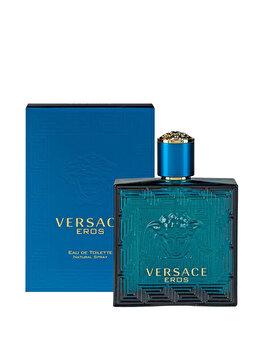 Apa de toaleta Versace Eros, 50 ml, pentru barbati de la Versace