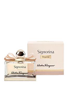 Apa De Parfum Salvatore Ferragamo Signorina Eleganza, 100 Ml, Pentru Femei