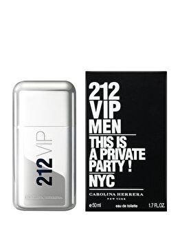 Apa de toaleta Carolina Herrera 212 VIP, 50 ml, pentru barbati de la Carolina Herrera