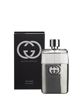 Apa de toaleta Gucci Guilty, 90 ml, pentru barbati