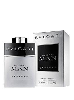 Apa de toaleta Bvlgari Man Extreme, 60 ml, pentru barbati de la Bvlgari