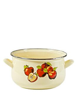 Oala emailata – Appels, Domotti, 65394, Alb de la Domotti