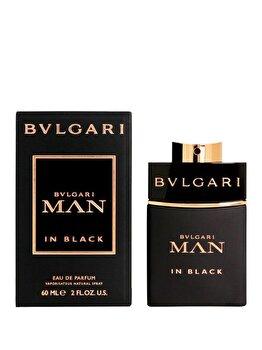 Apa de parfum Bvlgari Man In Black, 60 ml, pentru barbati de la Bvlgari