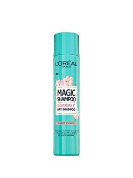 Sampon uscat purificator L Oreal Paris Magic Shampoo Sweet Fusion, 200 ml