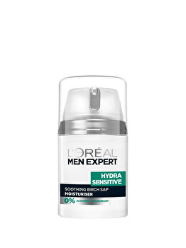 Crema hidratanta L'Oreal Men Expert Hydra Sensitive, 50 ml de la L Oreal Paris