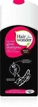 Sampon GLOSS par negru, 200 ml de la Hairwonder