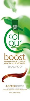 Sampon colorant, Colour Boost, Copper, 200 ml de la Hennaplus