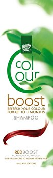 Sampon colorant, Colour Boost, Red, 200 ml