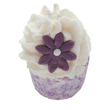 Sare baie Mallow Violet Nights, 50 g de la Bomb Cosmetics