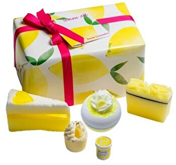 Set cadou Lemon Aid, Bomb Cosmetics