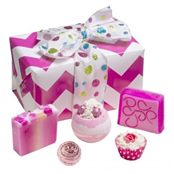 Set cadou Glitter Gift, Bomb Cosmetics de la Bomb Cosmetics