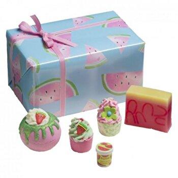 Set cadou Thanks a Melon, Bomb Cosmetics de la Bomb Cosmetics
