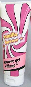 Gel de dus cu Forever cu Vanilie, 200 ml de la Village Cosmetics