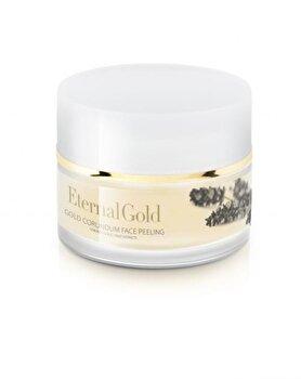 Exfoliant facial cu aur, 50 ml de la Organique