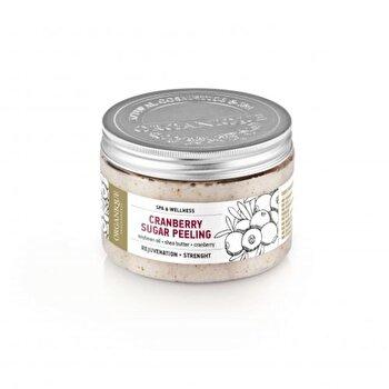 Exfoliant corporal cu merisoare, 450 ml de la Organique