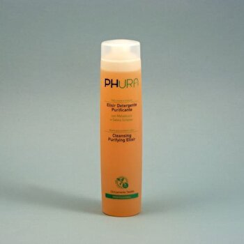 Elixir de curatare ten mixt si cu probleme acneice, cu melaleuca si salvie sclarea, 300 ml de la Phura