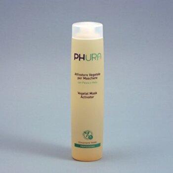 Masca activatoare vegetala, cu piersica si mar, 300 ml de la Phura