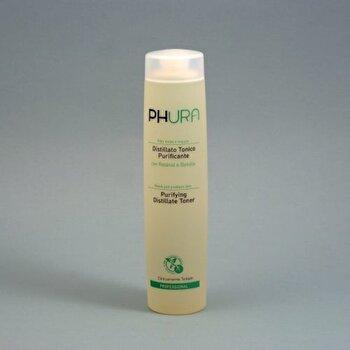 Lotiune tonica ten mixt si cu probleme acneice, cu ratan si mesteacan, 300 ml de la Phura