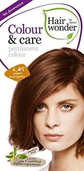 Vopsea par naturala, Colour & Care, Cooper Mahogany 6.45, 100 ml, Cooper Mahogany 6.45, 100 ml de la Hairwonder