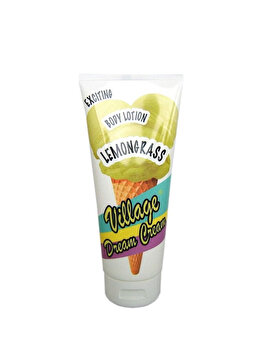 Lotiune corp Dream Cream cu Lamaita, 200 ml de la Village Cosmetics