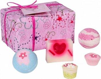 Set cadou Pretty in Pink, Bomb Cosmetics de la Bomb Cosmetics