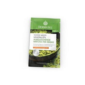 Masca reechilibranta cu ceai Matcha, 12 ml de la Dermasel