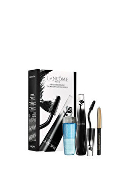 Set cadou Lancome (Lancome Mascara Grandiose + Bi-Facil 30ml + Le Crayon Khol 01 Noir 30ml)