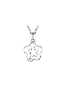 Colier din argint Velvet Diamonds 60360126-40 de la Velvet Diamonds