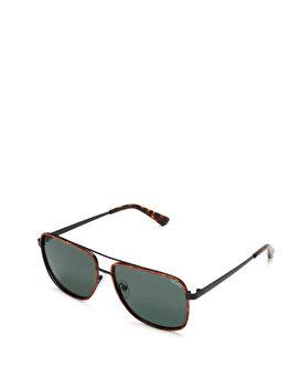 Ochelari de soare Quay Australia Modern Times QM-000301-TORT/GRN de la Quay Australia