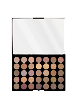 Paleta farduri de ochi Pro HD Amplified Commitment, 35 culori mate, 21.95 g de la Makeup Revolution London