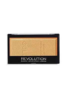 Iluminator Gold Ingot, 12 g de la Makeup Revolution London