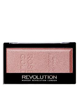 Iluminator Rose Gold, 12 g de la Makeup Revolution London