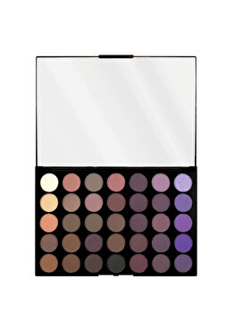 Paleta farduri de ochi Pro HD Amplified Dynamic, 35 culori, 21.95 g de la Makeup Revolution London