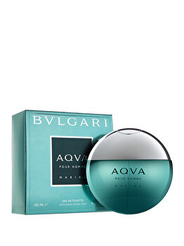 Apa de toaleta Bvlgari Aqva Marine, 100 ml, pentru barbati de la Bvlgari