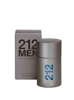 Apa de toaleta Carolina Herrera 212, 50 ml, pentru barbati de la Carolina Herrera