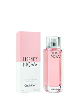 Apa de parfum Calvin Klein Eternity Now, 100 ml, pentru femei de la Calvin Klein