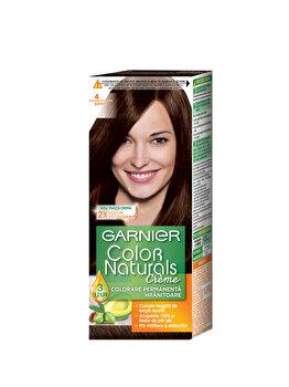 Vopsea de par permanenta cu amoniac Garnier Color Naturals 4 Saten de la Garnier Color Naturals