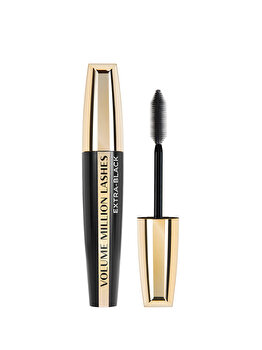 Mascara 1000 Cils Volume Collagene Extra Noir, 9.5 ml