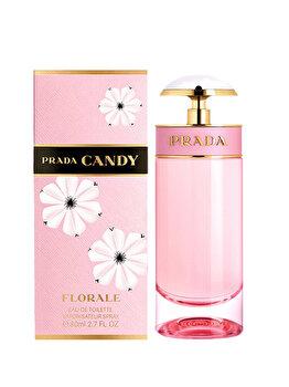 Apa de toaleta Prada Candy Florale, 80 ml, pentru femei de la Prada