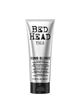 Tratament pentru restructurarea firului de par Bed Head Dumb Blonde, 200 ml de la Tigi