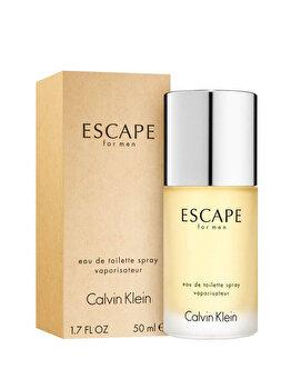 Apa de toaleta Calvin Klein Escape, 50 ml, pentru barbati de la Calvin Klein