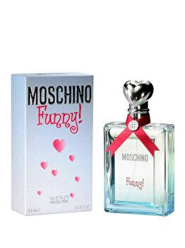 Apa de toaleta Moschino Funny, 100 ml, pentru femei de la Moschino