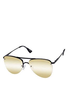 Ochelari de soare Le Specs The Prince Matte Black LSP1602140 de la Le Specs