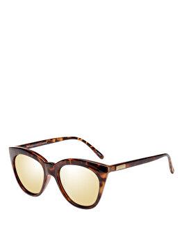 Ochelari de soareLe Specs Halfmoon Magic Milky Tort de la Le Specs