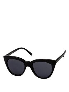 Ochelari de soare Le Specs Halfmoon Magic Black de la Le Specs